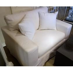 Biay klasyczny fotel