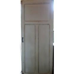 Szafa naobuwie ze starych drzwi HIT