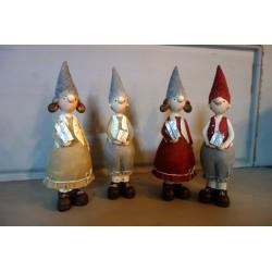 Fiurki dekoracyjne świąteczne