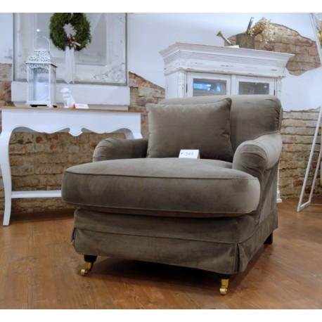 Wygodny miękki fotel
