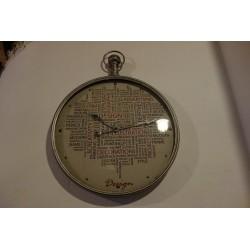 Duży zegar ścienny 60cm