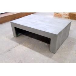 Oryginalny betonowy stolik