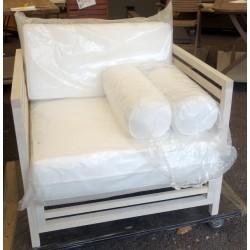 Fotel ogrodowy